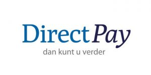 Direct Pay logo, klant bij Benelux Group.