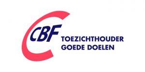 cbf toezichthouder goede doelen logo, klant bij Benelux Group.