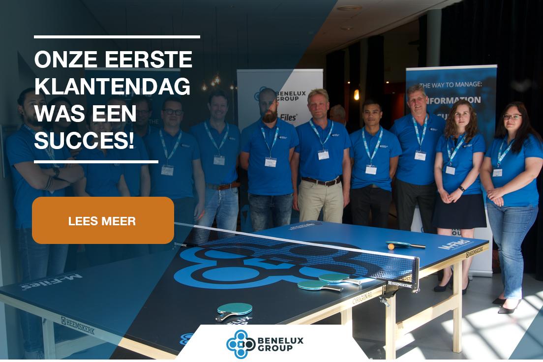 Benelux Group klantendag